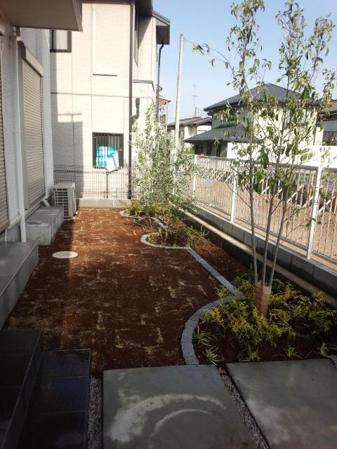 花壇・植栽・芝張り工事